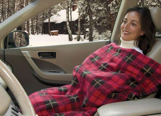 Одеяло может пригодиться не только детям