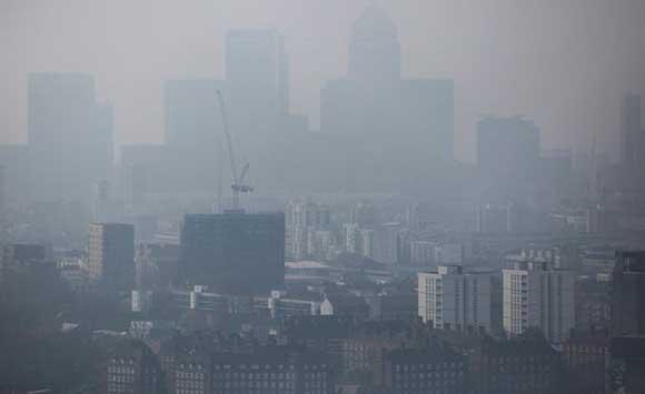 В Великобританию придет пыльный антициклон из Сахары