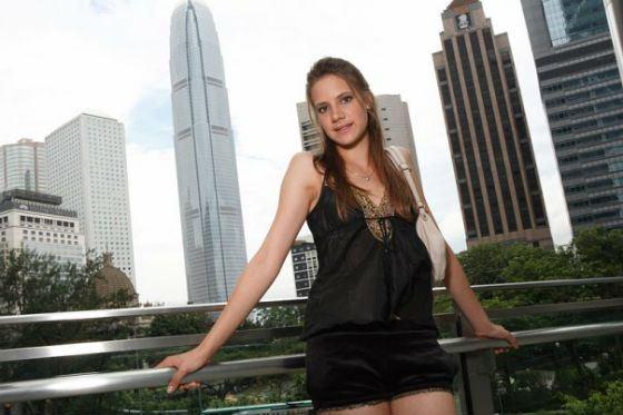 Молодой и талантливый модельер Кира Пластинина