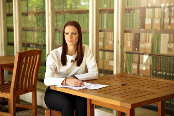 Кира Пластинина училась в высших учебных заведениях США и Италии