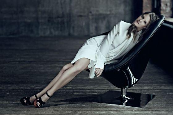 Фотосессия Киры Пластининой для Harper's Bazaar