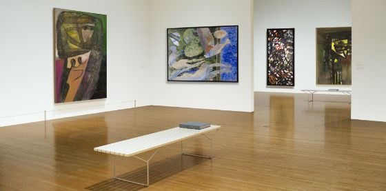 Картины выдающихся художников хранятся в музеях и частных коллекциях