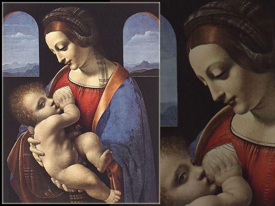 «Мадонна с младенцем»