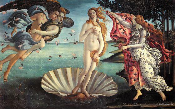 «Рождение Венеры»