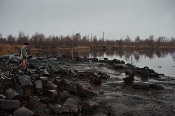 Дзержинск: химотходы