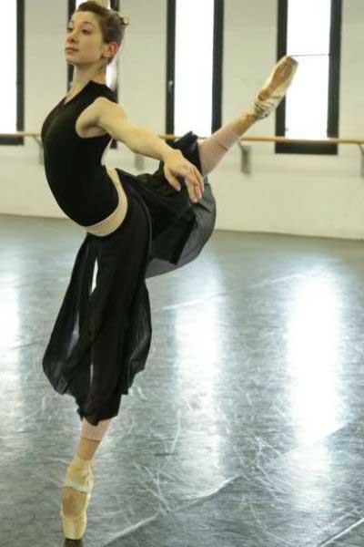 Балерина Антонина Чапкина госпитализирована в Милане