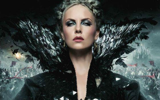 Темная королева Равенна – Шарлиз Терон