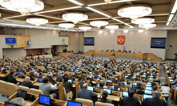 Госдума рассмотрит новый пакет антитеррористических законов