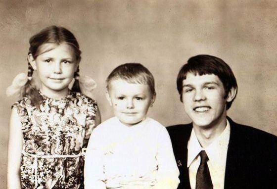 новиков александр жена дети фото
