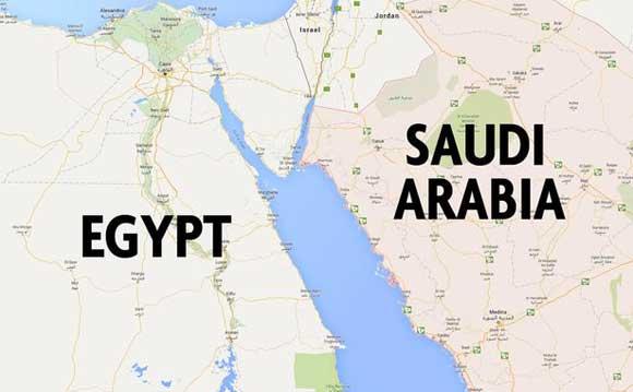Саудовскую Аравию и Египет может соединить гигантский мост