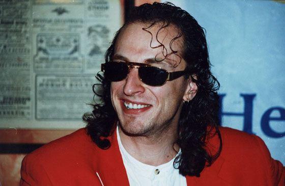 Дмитрий Нагиев в 90-е