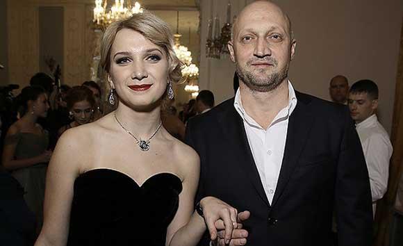 Куценко рассказал, что совместная работа с дочерью была непростой