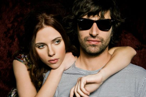 In 2007 Scarlett Johansson and Pete Yorn recorded a joint album