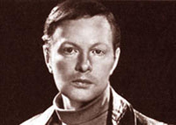 Альберт Филозов в молодости