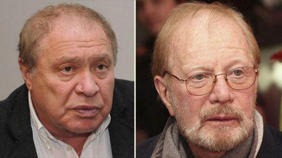 Иосиф Райхельгауз и  Альберт Филозов