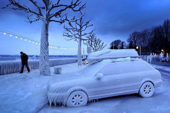 ТОП-8 самых холодных населенных пунктов России