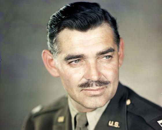 Clark Gable called the King of Hollywood