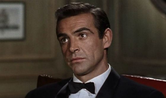 Sean Connery was great in the role of James Bond