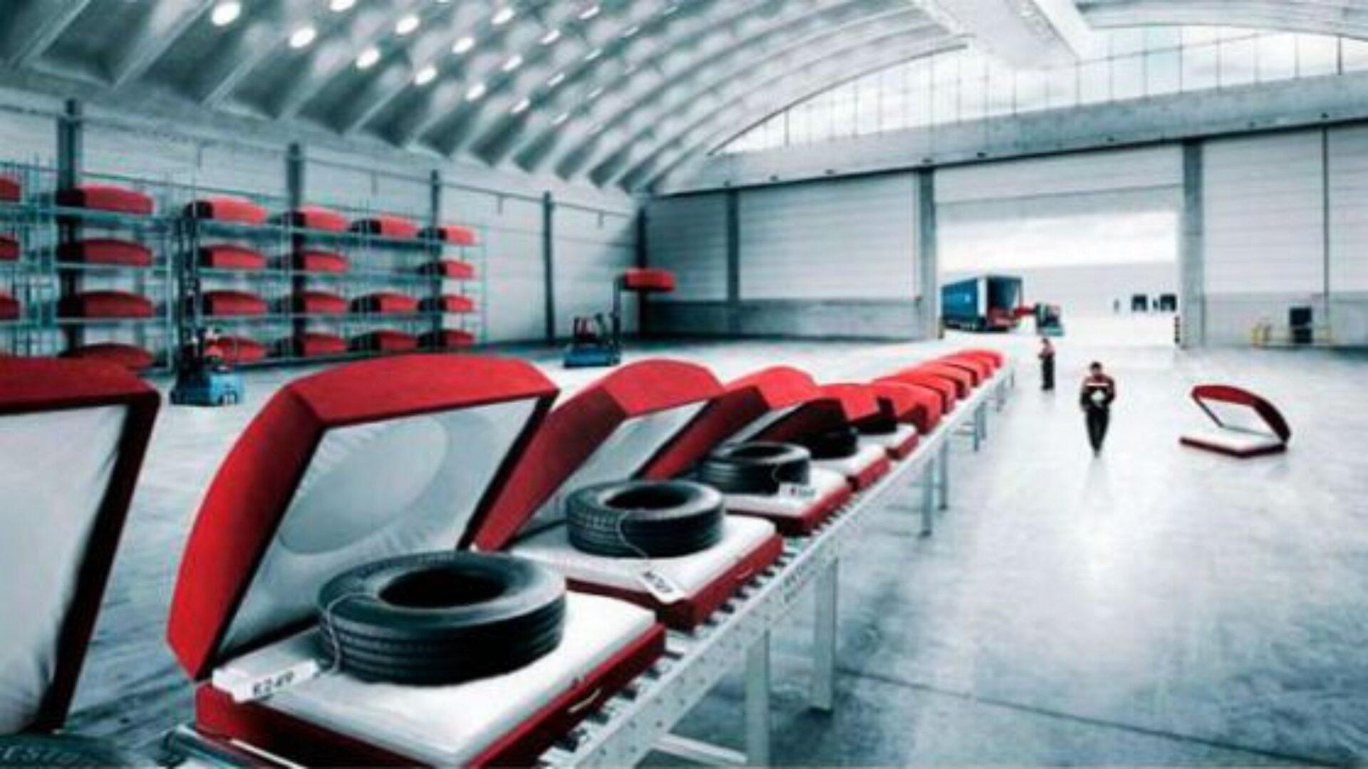 Бережное хранение шин продлит срок их службы