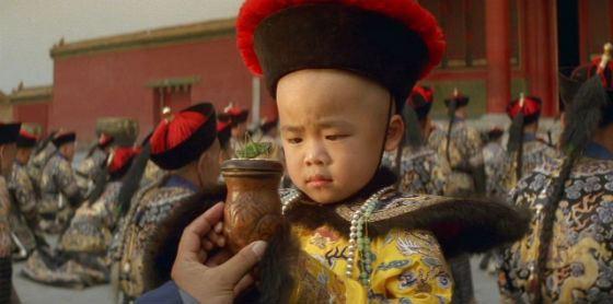 Ричард Ву сыграл императора Пу И в детстве
