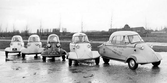В истории автомобилестроения было  множество гениальных изобретений
