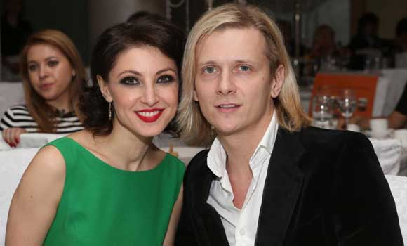 Anastasia Makeeva decided to divorce her husband because of a divergence of interests