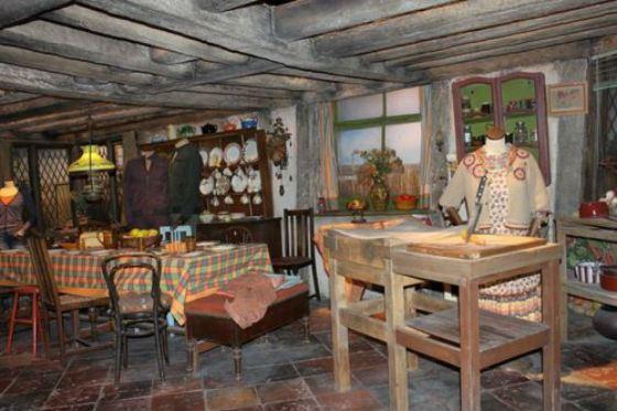 Weasley ailesinin evi