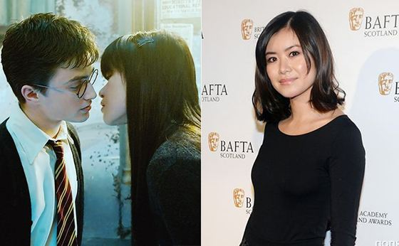 Katie Leung (Cho Chang)