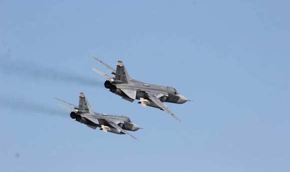 Сближение Су-24 с американским эсминцем показалось США «провокационным»