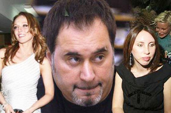 Меладзе долго не мог сделать выбор между женой и любовницей