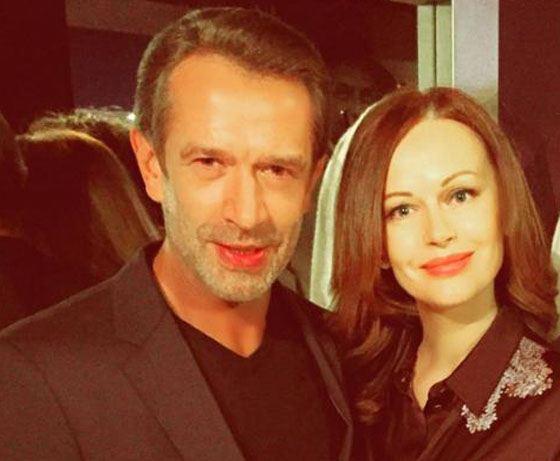 Ирина и Владимир Машков
