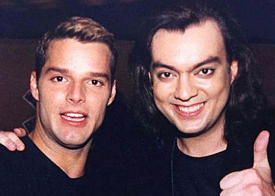 Рики Мартин и Филипп Киркоров