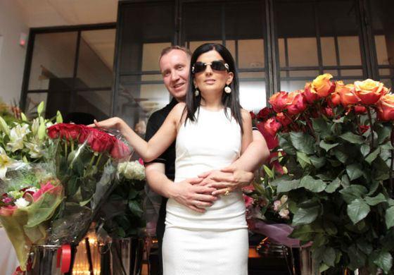 диана гурцкая как познакомилась с мужем