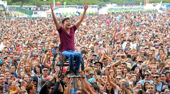 Топ-10 концертов с самым большим количеством зрителей