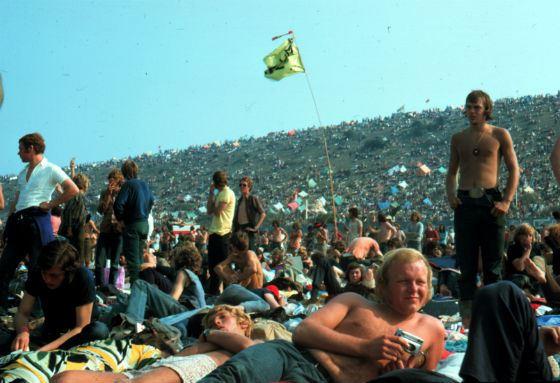 Isle of White, 1970