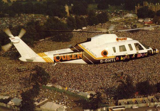Queen, 1985