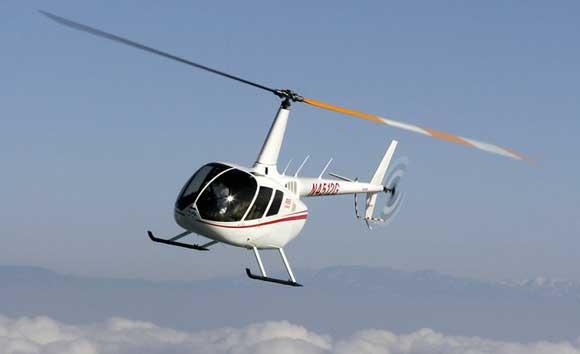 На Ямале разыскивают пропавший вертолет Robinson