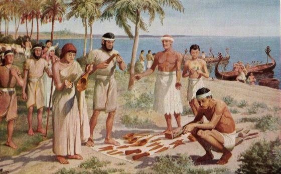 Шумеры приплыли в Месопотамию с острова Дальмун