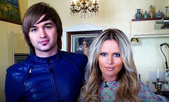 Тима Брик и Дана Борисова
