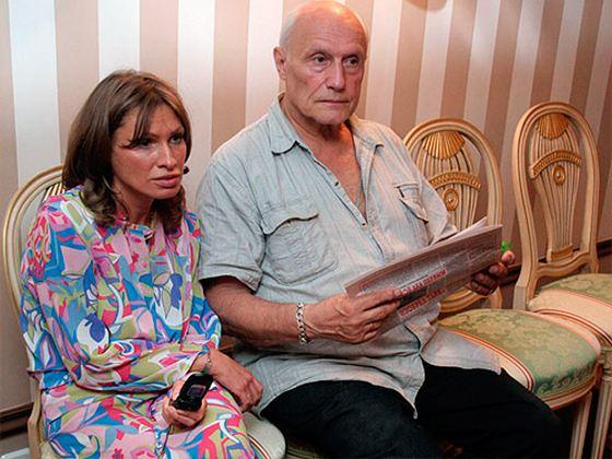 александр пороховщиков познакомился с женой