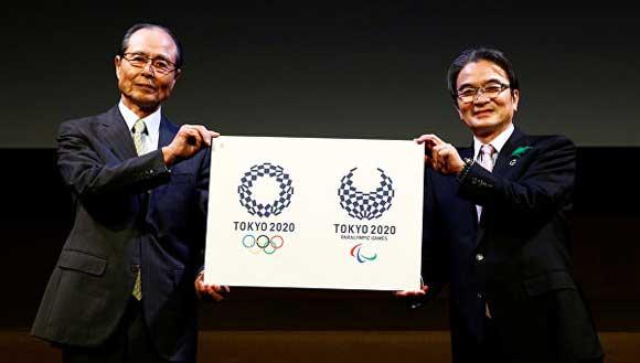 Новые логотипы Олимпиады и Паралимпиады в Токио