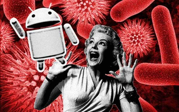 Пользователей устройств на Android атаковал порно-вирус