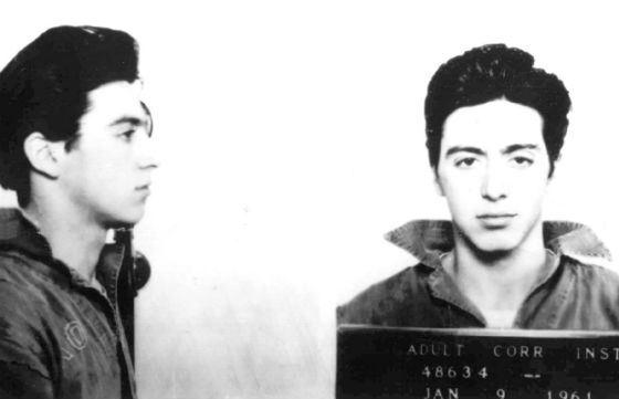 В молодости Аль Пачино был «трудным подростком»