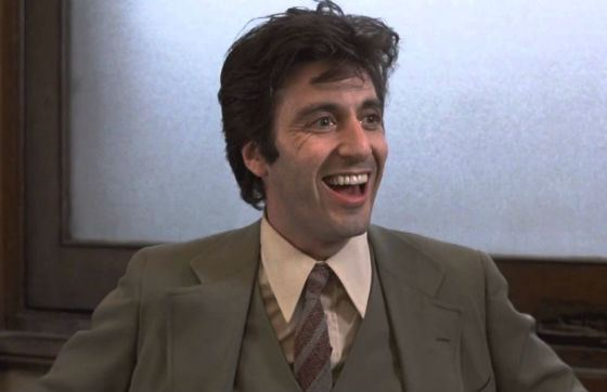 В 1979 году Аль Пачино сыграл честного адвоката