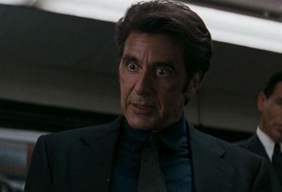 Кадр из фильма «Схватка», 1995 год