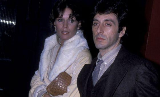 Аль Пачино и Марта Келлер