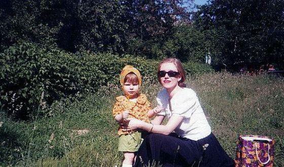 Лиза шарабидино с мамой фото 506-408