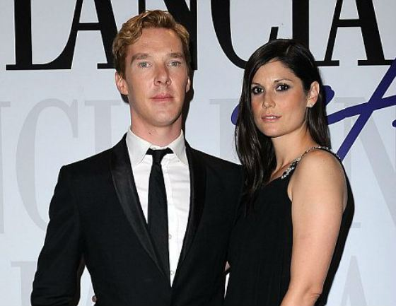 Benedict Cumberbatch and Anna Jones dated for a short period