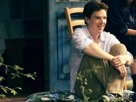 Benedict cumberbatch young