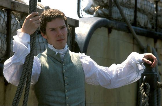 Benedict Cumberbatch in the TV-series «To the Ends of the Earth»